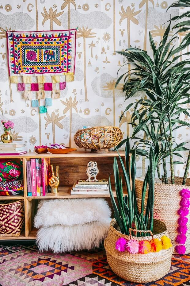 Let S Get Jungalicious For The Perfect Bohemian Decor