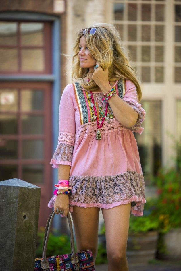 hippie chic style