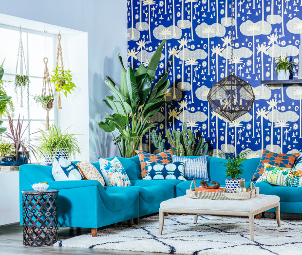 bohemian living spaces