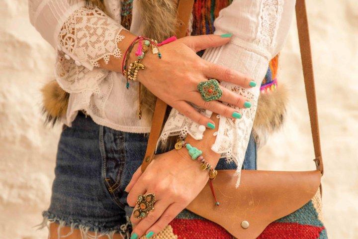 European bohemian jewelry brand brand