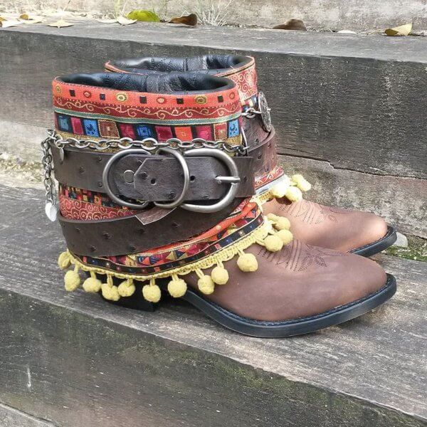 bohemian boots online