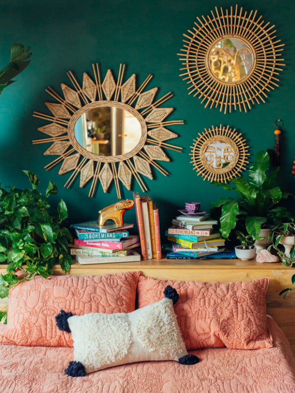 boho decor inspiration