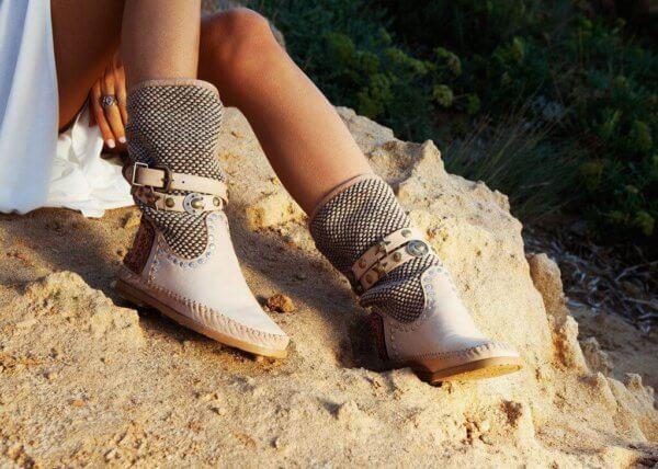 boho boots online