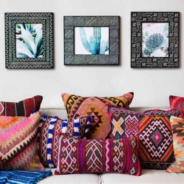bohemian style decor