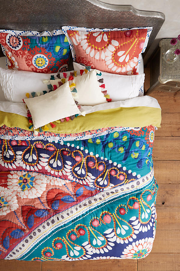 bohemian bedroom inspiration
