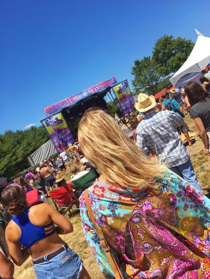 music festival Levitate