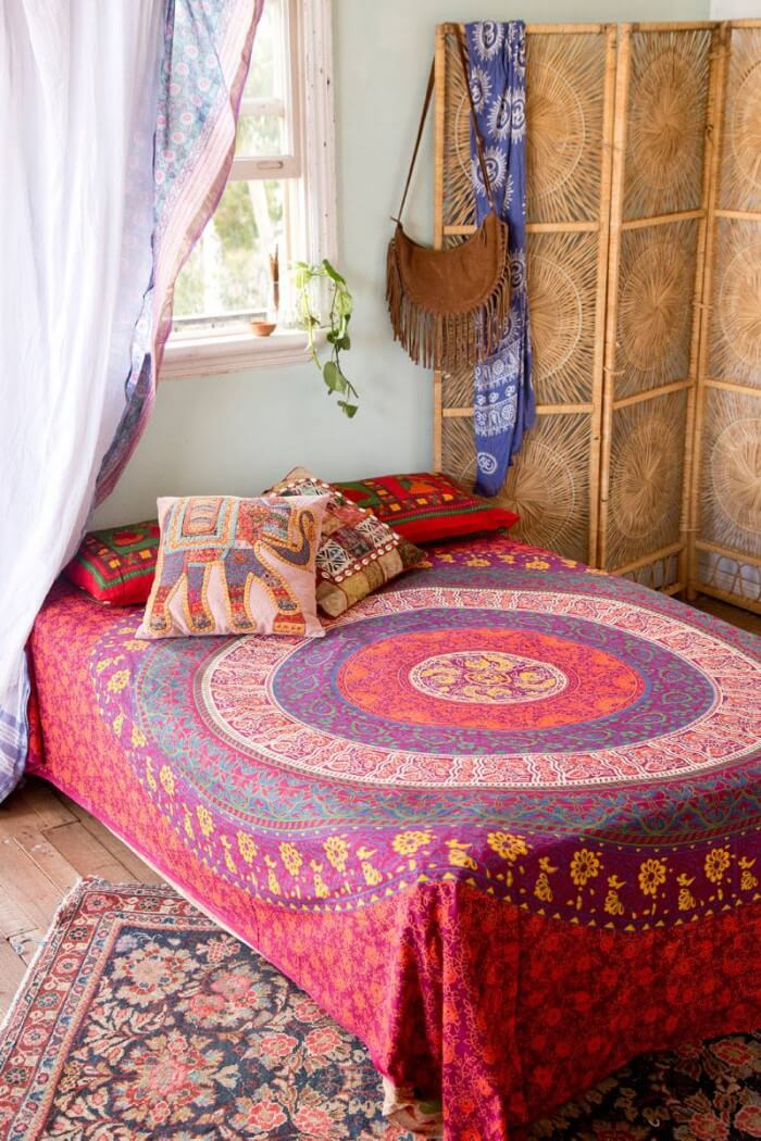 Bohemian Decor Inspiration For Your Home And The Outdoors
