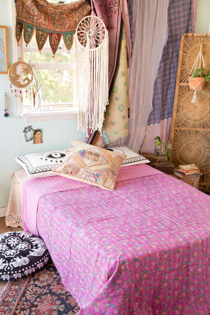 vintage gypsy home - Beautiful bohemian homes you will love