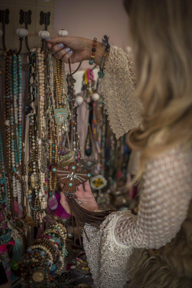 Boheme chic jewelry