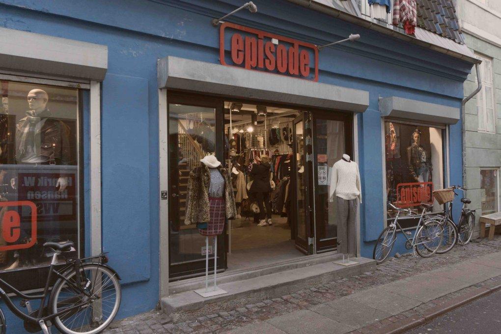 best vintage stores Copenhagen