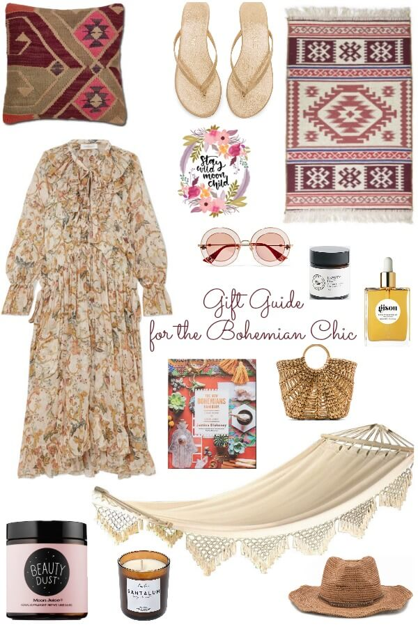 boho-chic gifts