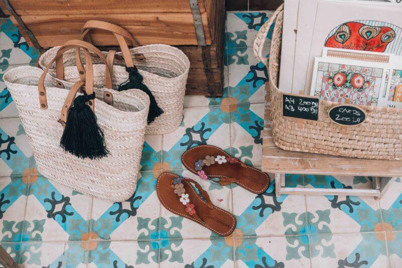 bohemian style sandals