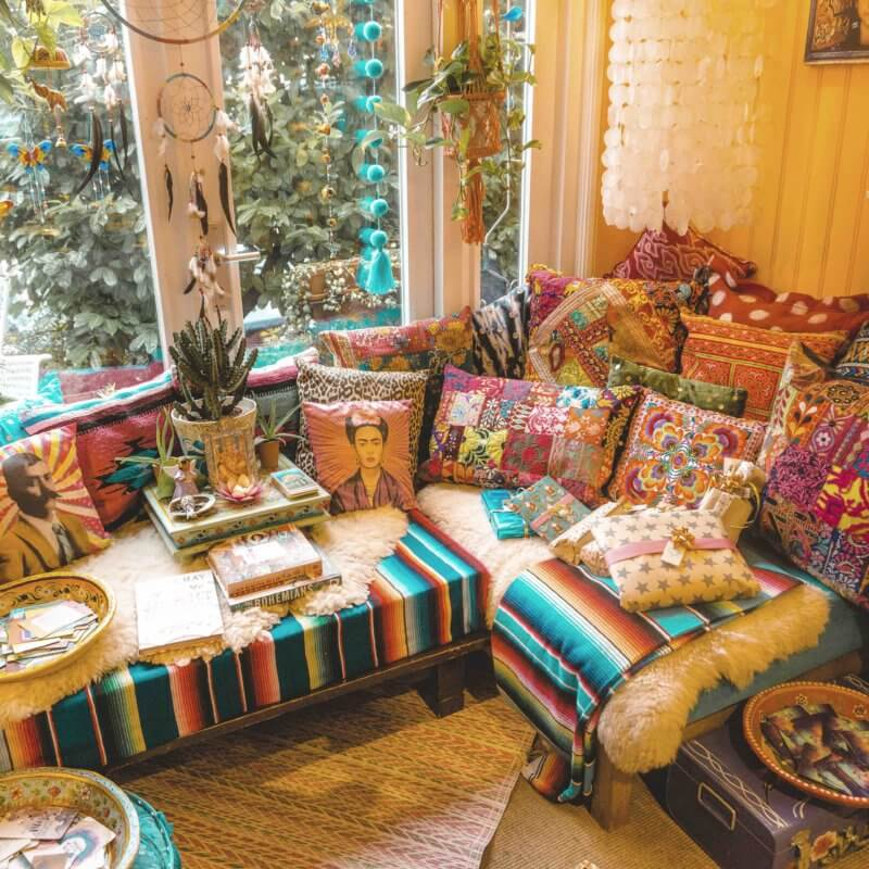 Home Decorating Ideas Kitchen New Decoration Small Colors: The Best Bohemian Decor Shop Amsterdam Has! Milagros Mundo
