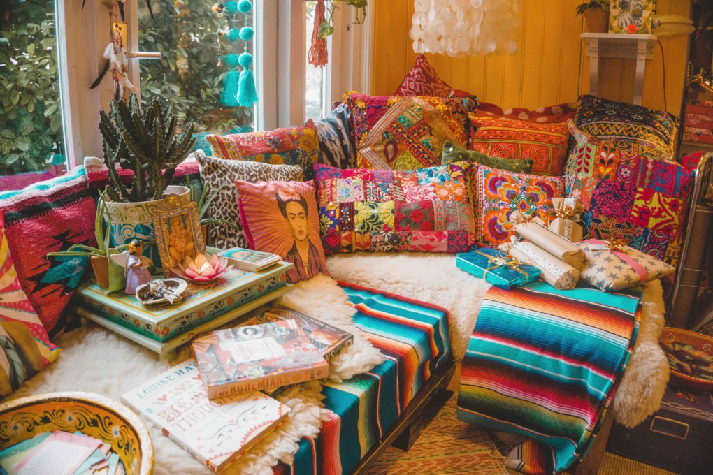 bohemian home decor shopping bohemian decor inspiration for your home and the outdoors 10477