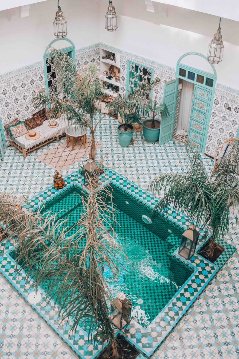best Marrakech riad