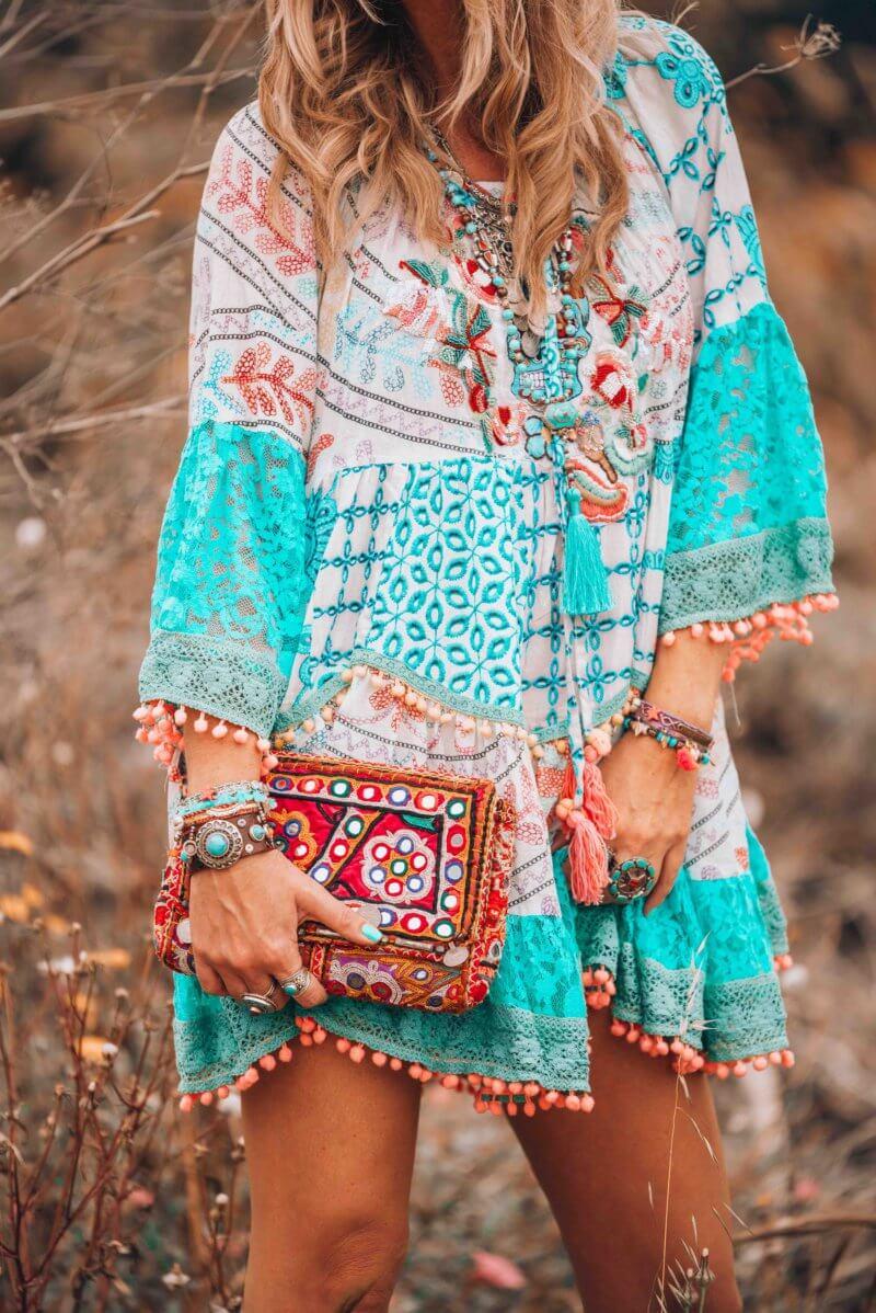 best boho dress