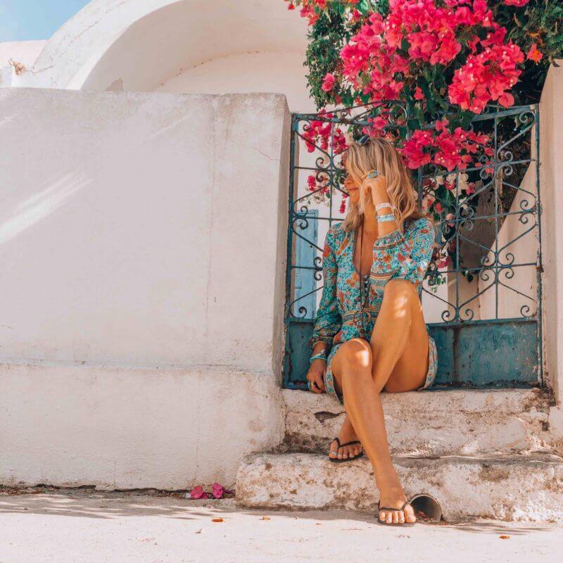 Santorini worth visiting