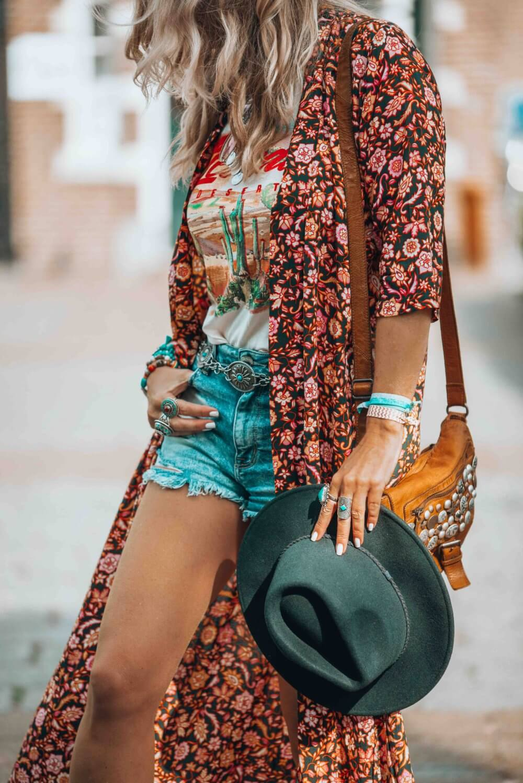 bohemian summer style