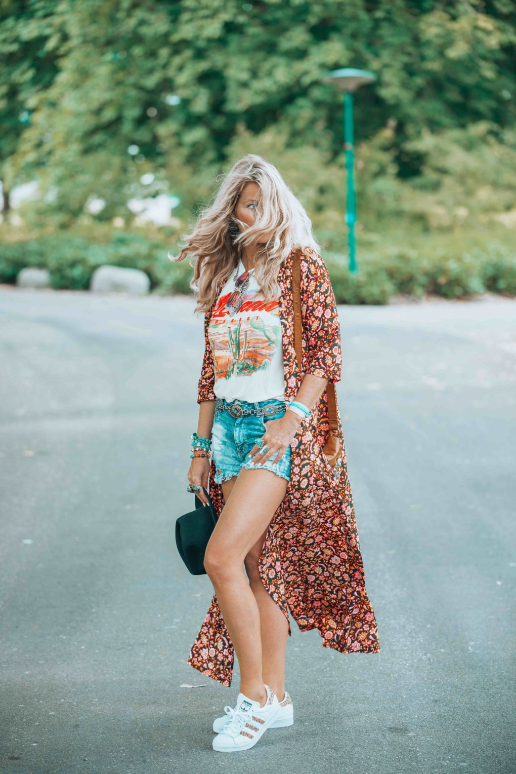 bohemian summer style fashion