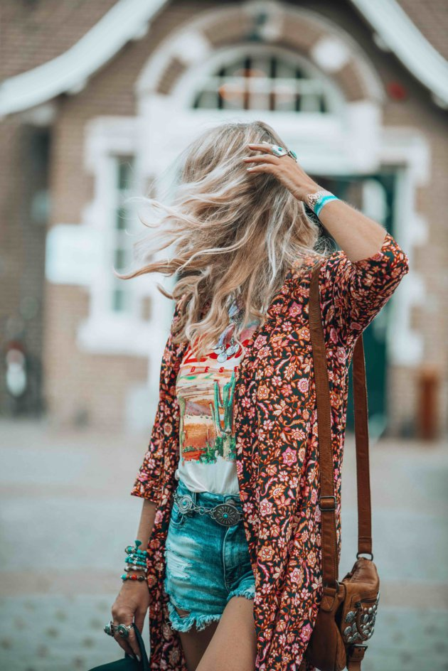 bohemian summer style fashion