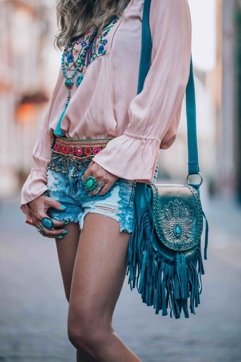 little boho bag
