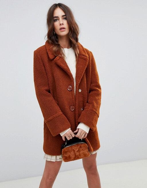 bohemian winter coat
