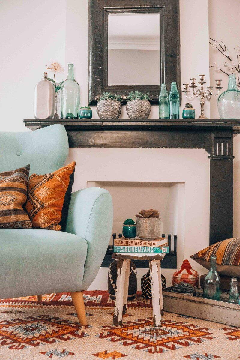 Bohemian home decor ideas with the best accessories and ...