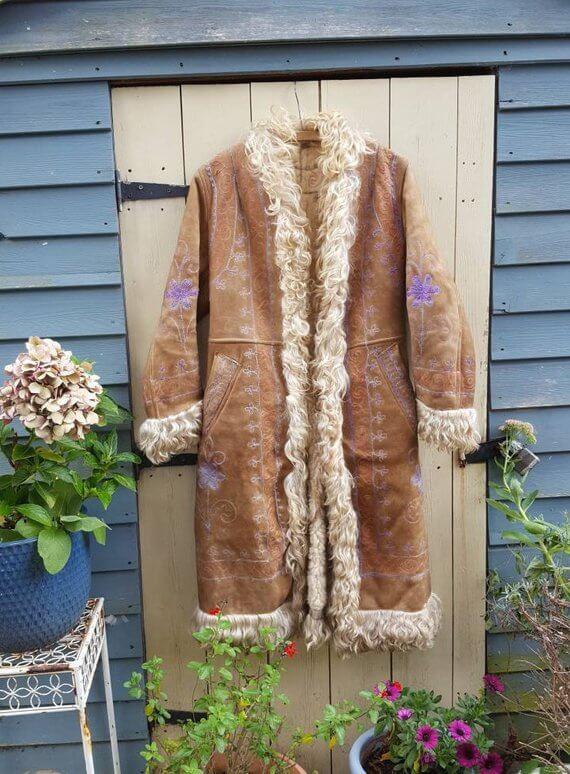 bohemian winter coats