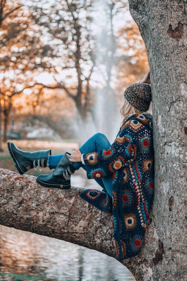 boho winter boots