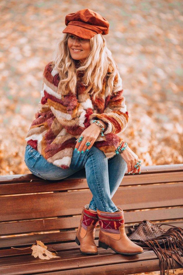 cute bohemian boots