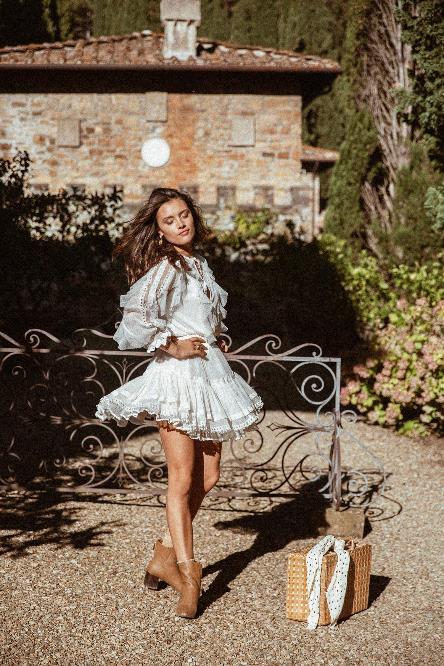 This Italian It Girl Is Your New Style Muse: The Wait Is Over! Meet The New Collection By Spell & The
