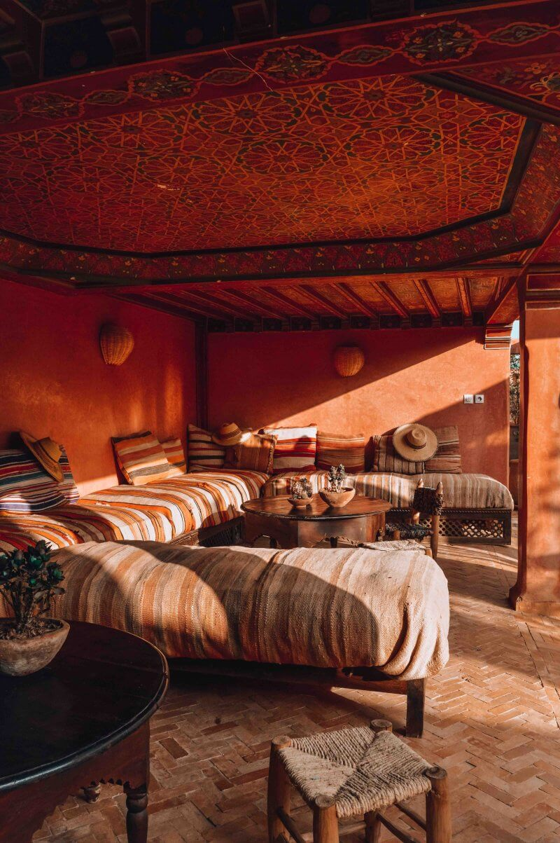 best boutique hotels Marrakech