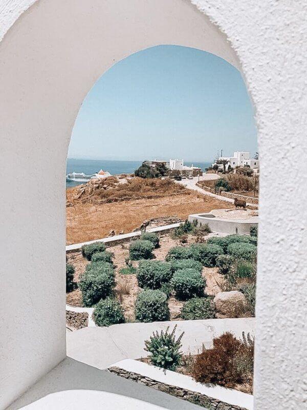 best boutique hotel Mykonos