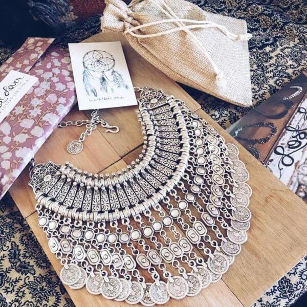 bohemian jewelry brand australia