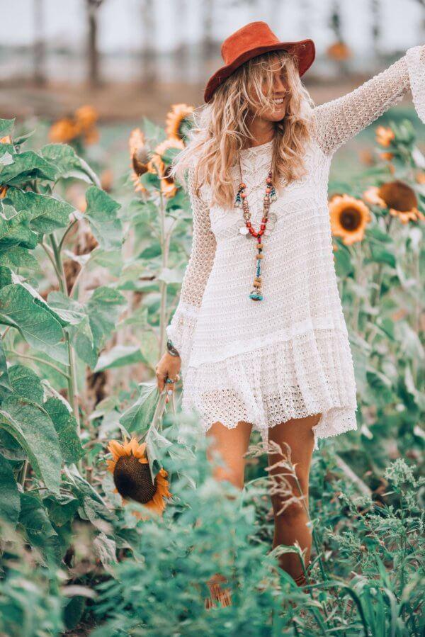 Ibizabohogirl sunflowers