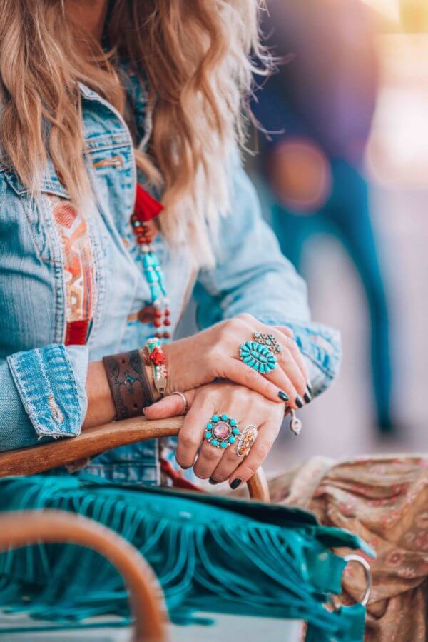 bohemian jewelry by ibizabohogirl