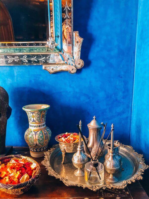 Riad Yamina Marrakech by Ibizabohogirl