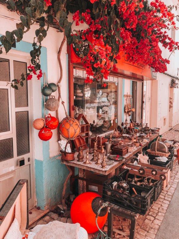 cute little store in portugal
