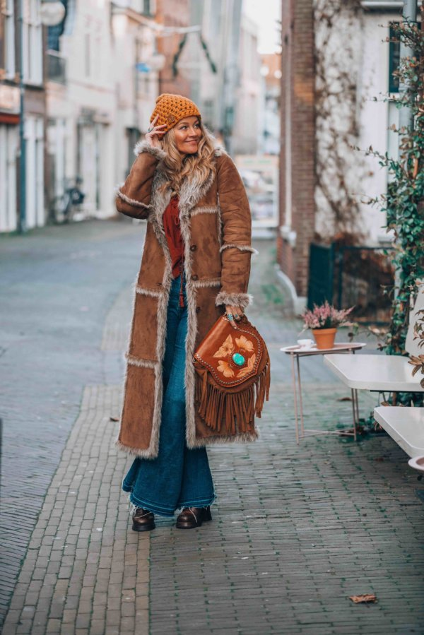 bohemian winter styles by Ibizabohogirl