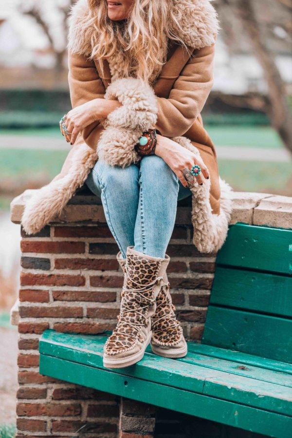 bohemian winter styles